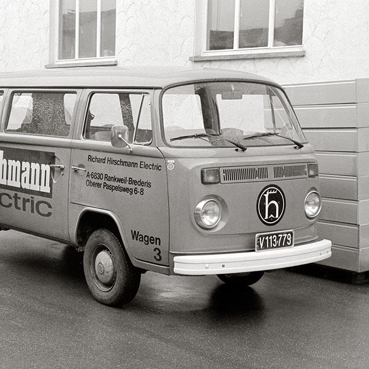 Hirschmann Transportbus